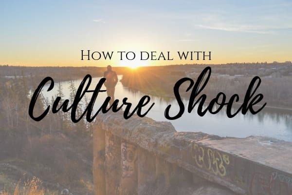 5 Tips to get over culture shock in Canada